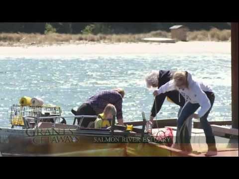 Grant's Getaways:  Cascade Head