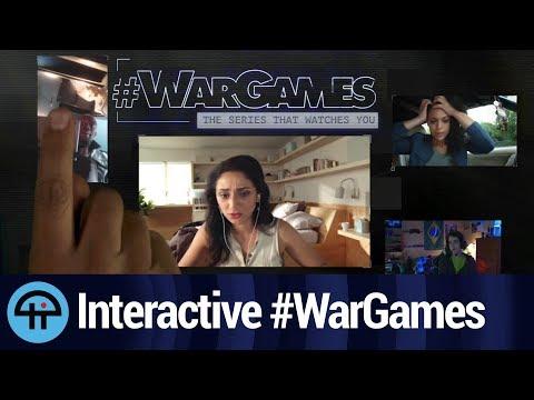 Interactive #WarGames Series