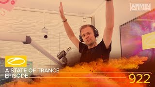 A State Of Trance Episode 922 [#ASOT922] – Armin van Buuren