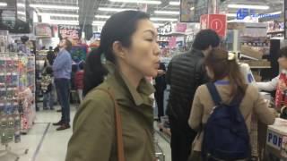 Comprando con Bitcoin en Japon en Bic Camera