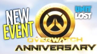 Overwatch Anniversary - YEAR ONE! Starting May 23rd! NEW EVENT!