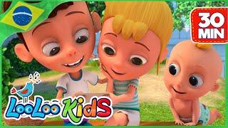 Meu Bilhetinho (A Tisket- A Tasket) - Música Para Crianças - LooLoo Kids Português