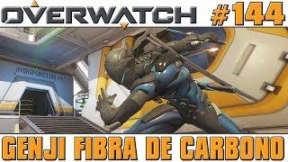 Overwatch #144 - Genji Fibra de Carbono