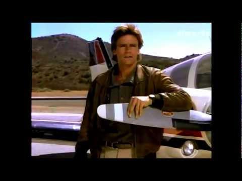 MacGyver (1985 - 1992) Tv Intro season 1