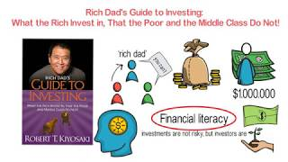 Rich Dad's Guide to Investing by Robert T. Kiyosaki (Animated Book Summary)