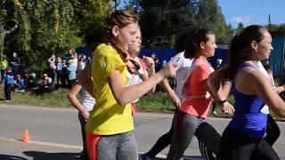 Спортивная ходьба памяти Г Скурыгина 15.09.2017