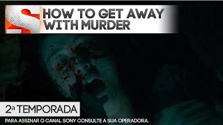 Canal Sony   How To Get Away With Murder - 2ª Temporada