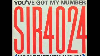 The Undertones - You've Got My Number (Why Don't You Use It) (single 1979)