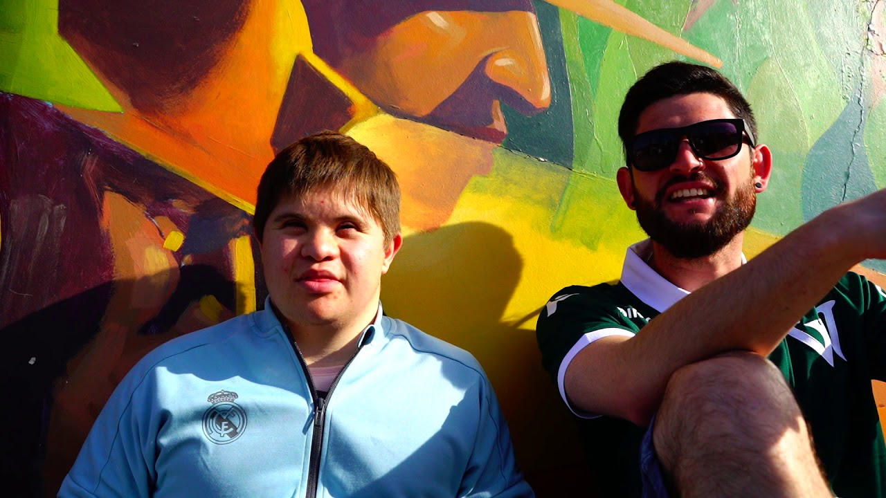 Una canción inspirada en Javier Martínez, un joven con síndrome de down
