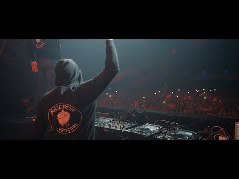 Angerfist - Creed of Chaos   Official aftermovie