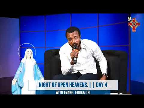 Download NIGHT OF OPEN HEAVENS.    DAY 4: THE SET TIME HAS COME