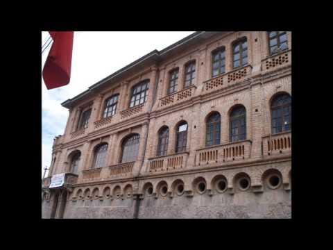Video fotos basilica del voto nacional  y centro de Quito
