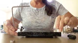 Replacing cheese cutter wire, DIY