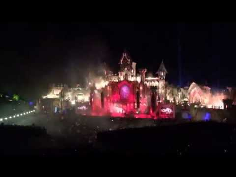Axwell Λ Ingrosso - Thinking About You (New 2016 Single) & Dark River @ Tomorrowland 2015