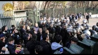 Iran Protests Turn Deadly