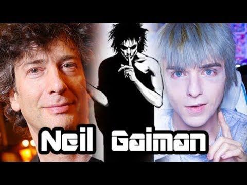 History of Neil Gaiman  Masters & Creators: Episode 6