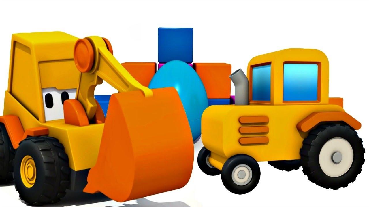 max la pelleteuse et jeux d 39 assemblage des v hicules tracteur d panneuse youtube. Black Bedroom Furniture Sets. Home Design Ideas