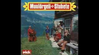 Muulorgeli Quartett Chrometta - Funf Glarner 1975