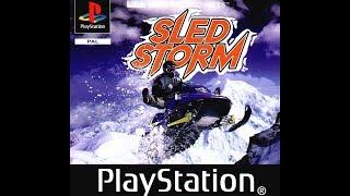 Playthrough [PSX] Sled Storm