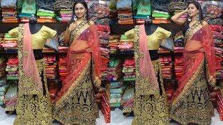 Surat Designer Lehenga Collection First Time   Handwork Girlish Bridal Celebrity Lehenga Collection.