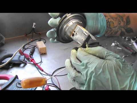 VW Bus Fuel Gauge Sender Repair