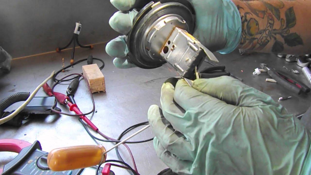 VW Bus Fuel Gauge Sender Repair  YouTube