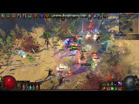 PoE 3 0 Null's Inclination Witch Necro Run