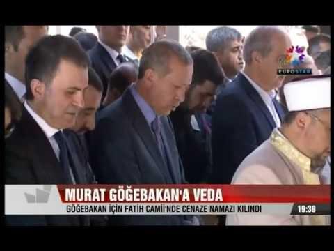 Murat Göğebakan A Veda Vefat Etti  Cenazesi çolpan ilhan Toprağa Verildi-31.7.2014