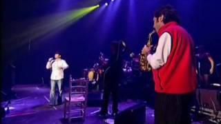 El Barrio Una noche de amor desesperada directo concierto palacio Vistalegre Madrid