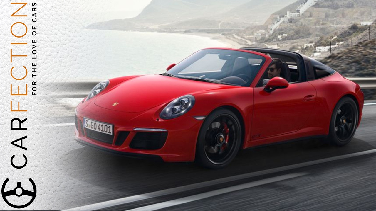 The 911 Targa 4 Gts Is Basically Porsches Greatest Hits Album