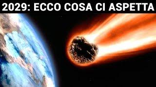 2029: NASA ANNUNCIA L'ARRIVO DI UN NUOVO ASTEROIDE