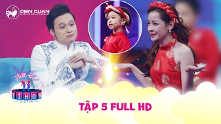 Biệt tài tí hon | tập 5 full hd: Quang Vinh, Chi Pu đau khổ khi bị MC nhí yêu cầu hát dân ca