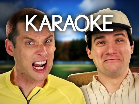 [KARAOKE ♫] Babe Ruth vs Lance Armstrong. Epic Rap Battles of History. [INSTRUMENTAL]