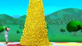 ミッキーのミュージックモンスター - ミッキーマウスクラブハウス - 公式ディズニーHD2015ジュニア英語エピソード6/18