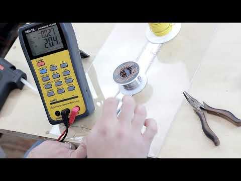 How To Make Tone Caps - DIY Paper in Oil Capacitors