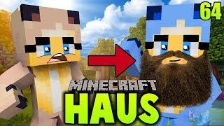 WIR VERWANDELN UNS IN EINEN JUNGEN! ✿ Minecraft HAUS #64 [Deutsch/HD]