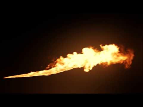 Flame Thrower - Turbulence FD