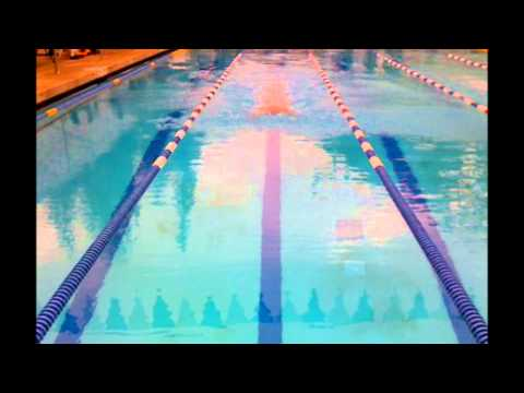 Oakland High Swimming Team Finals