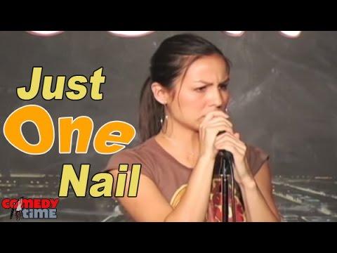 Nail Salon Just One Nail Anjelah Johnson Funny Videos