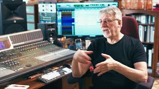 7X GRAMMY-Winning Audio Engineer Frank Filipetti Talks RX