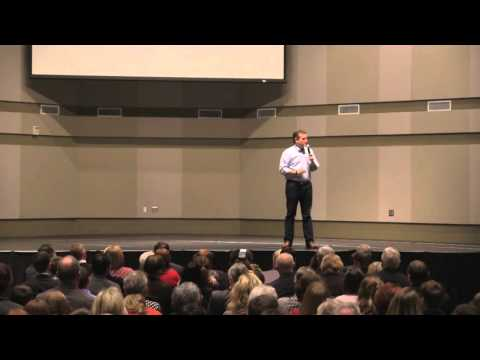 Ted Cruz in Birmingham