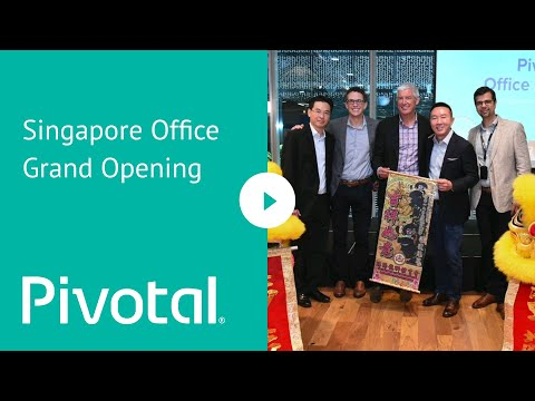 APJ - Singapore - Office Grand Opening