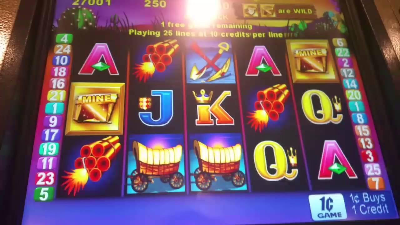 Where The Gold Slot Machine