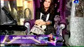 Cast of Alpha Bravo Charlie in Nadia Khan Show - Part No. 4(A)