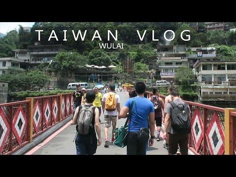 Day Trip to Wulai | TAIPEI, TAIWAN