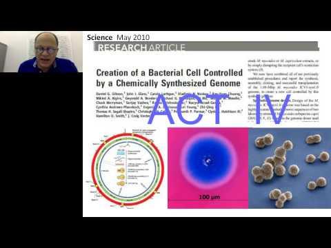 John Glass - Digitizing Life Using Synthetic Genomics