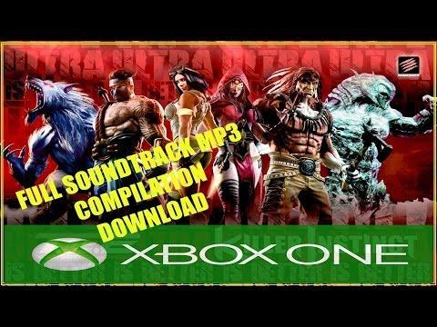 Killer Instinct Full Soundtrack OST Album Compilation Theme Music MP3 Xbox One Xboxone Full Version
