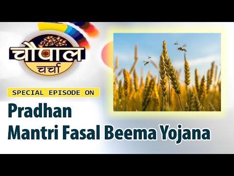 चौपाल चर्चा: प्रधानमंत्री फसल बीमा योजना से किसानों को क्या लाभ हैं? | Chaupal Charcha