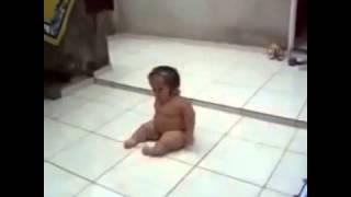 أحدث طريقه  رقص عند الاطفال