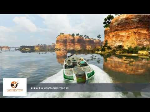 Rapala Fishing Frenzy – Playstation 3 | Review/Test